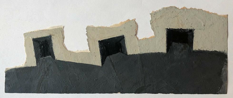 René Audebès (1922-1993) - Original Painting 1968 #30