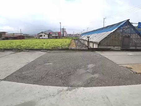 駐車場コンクリート化
