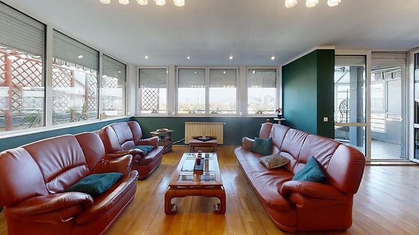 Penthouse 5 camere Clucerului