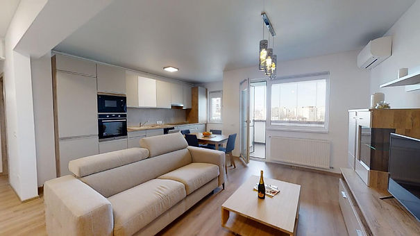Apartament 2 camere Global City Residence