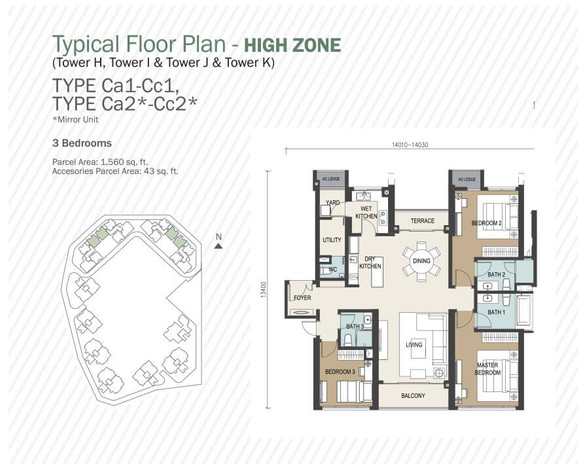 1603sf layout