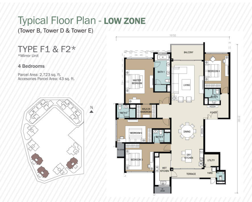 2766sf layout