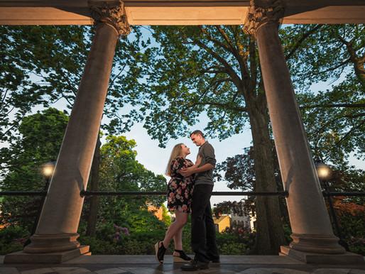 Megan & Jason Engagement | ANNAPOLIS MARYLAND