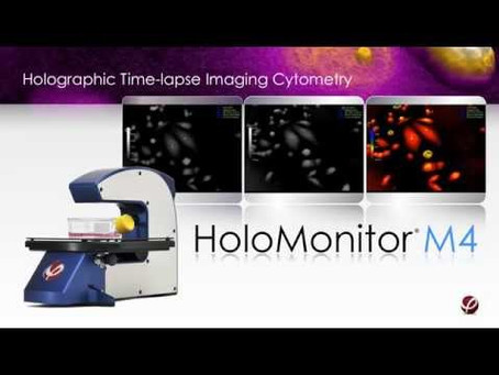 Phase Holographic Imaging October Newsletter