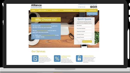 old alliance website.png