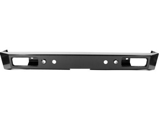 DISCOVERY 2 REAR BUMPER WITHOUT SWIVEL RECOVERY EYES
