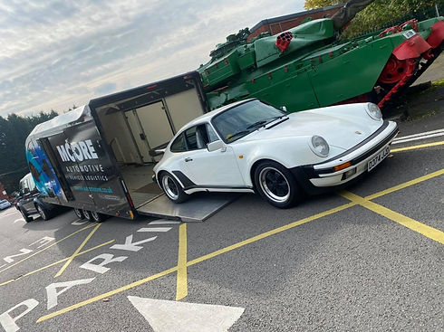 We offer a vehicle logistics service for new cars and can deliver them to your property in the UK