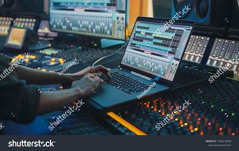 stock-photo-modern-music-record-studio-c