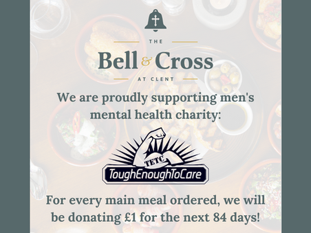 We are supporting Tough Enough to Care