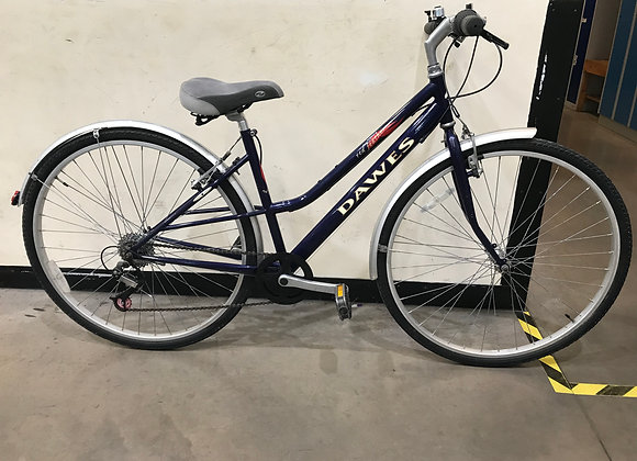 Dawes Red Feather Ladies Hybrid Bike