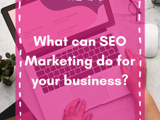 What can SEO marketing do for your business in Worcestershire?