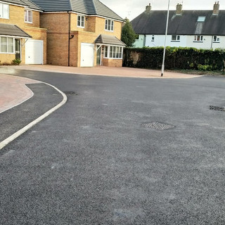 Forest Drive Resurfacing