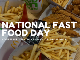 National Fast-Food Day