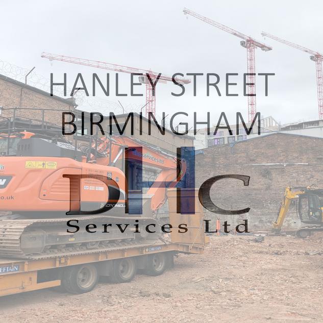 Hanley Street Birmingham