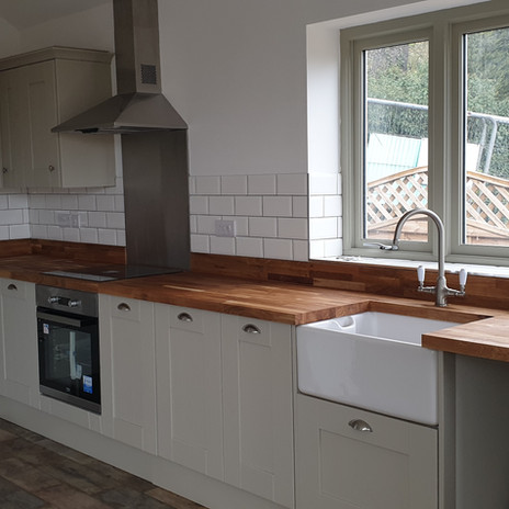After photos of our 18th Century Cottages