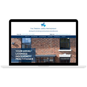 web design services for marketing client in Bromsgrove