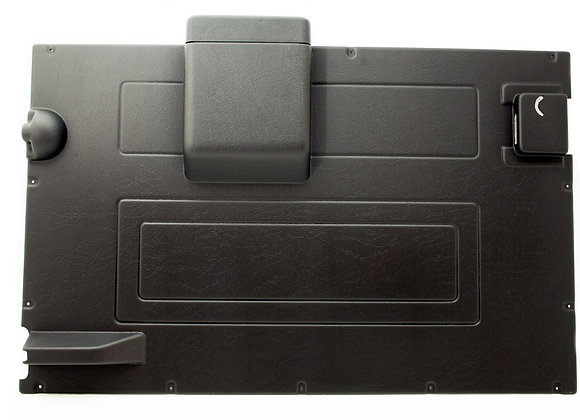 DEFENDER REAR DOOR CARD BACK -  BLACK