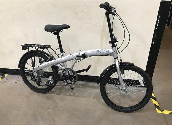 Reflex Tempus Unisex Folding Bike