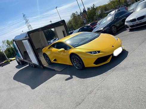 enclosed vehicle transport midlands