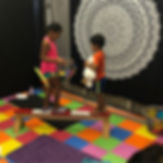Day 2 of #kidsyogacamp and we have alrea