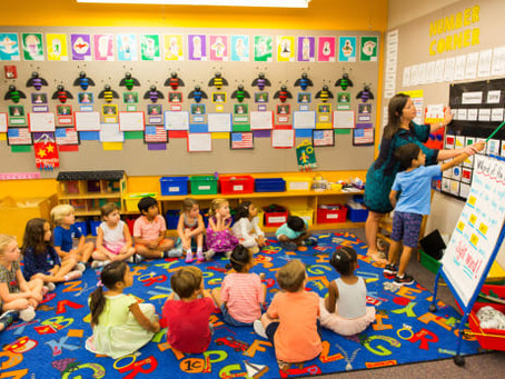 School in 2020: Advice from a Preschool Teacher