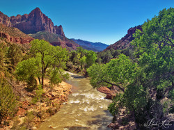 ZION RIVER VALLEY