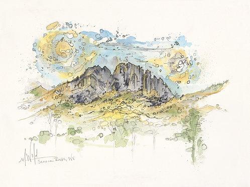 Seneca | Giclee Print