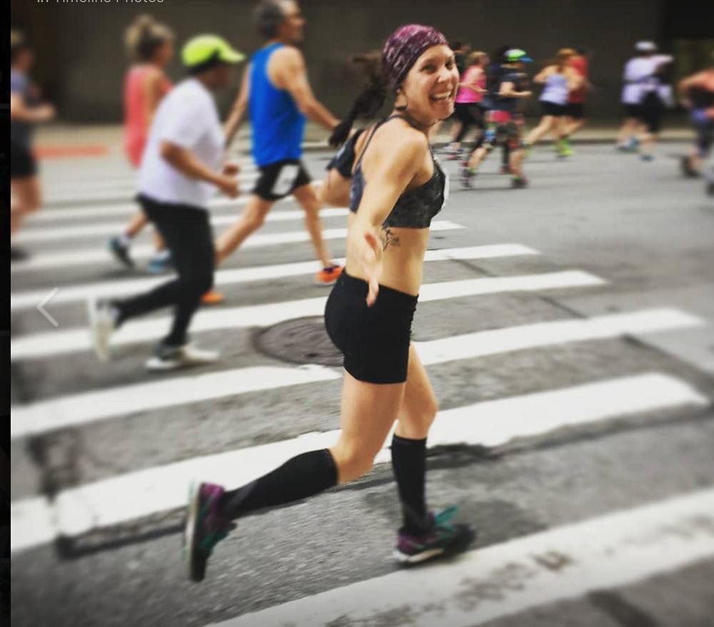 Flying Pig Marathon Photo - Mile 4-5