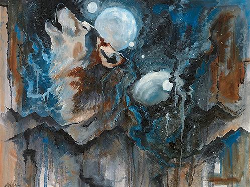Soul Call | Fine Art Print | Canvas Print