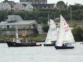 Dinghy Sailing Instructions Updated