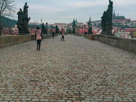 prague in 72 hours: day one
