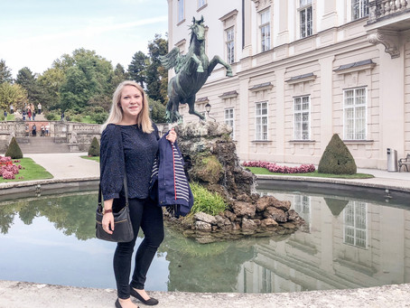 salzburg: a few of my favorite things