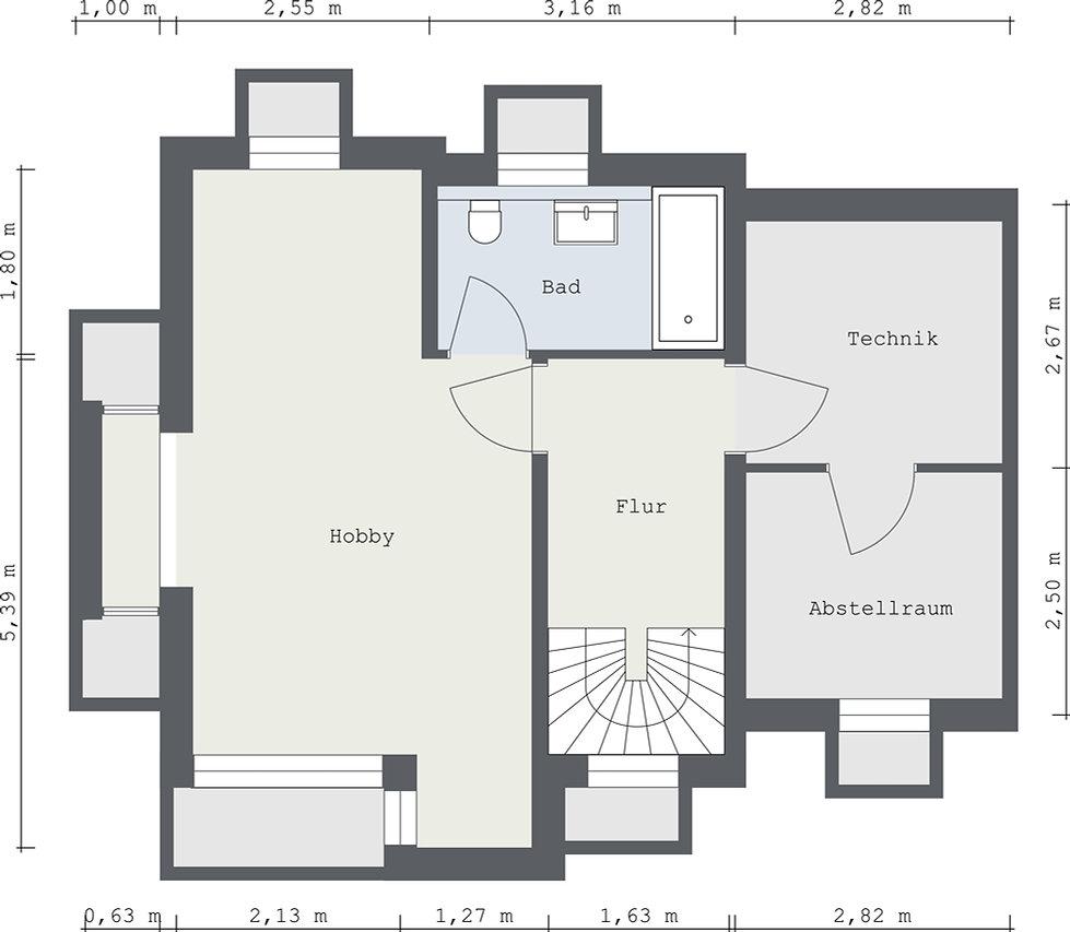 SeebStadthaus - StadthausUG - 2D Floor P