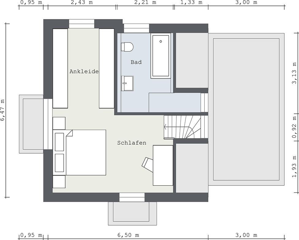 SeebStadthaus - StadthausDG - 2D Floor P