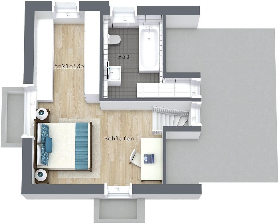 SeebStadthaus - StadthausDG - 3D Floor P