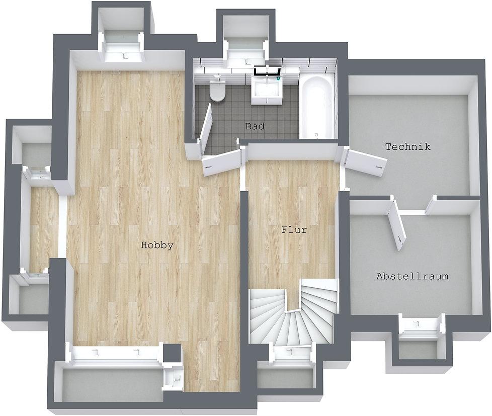 SeebStadthaus - StadthausUG - 3D Floor P