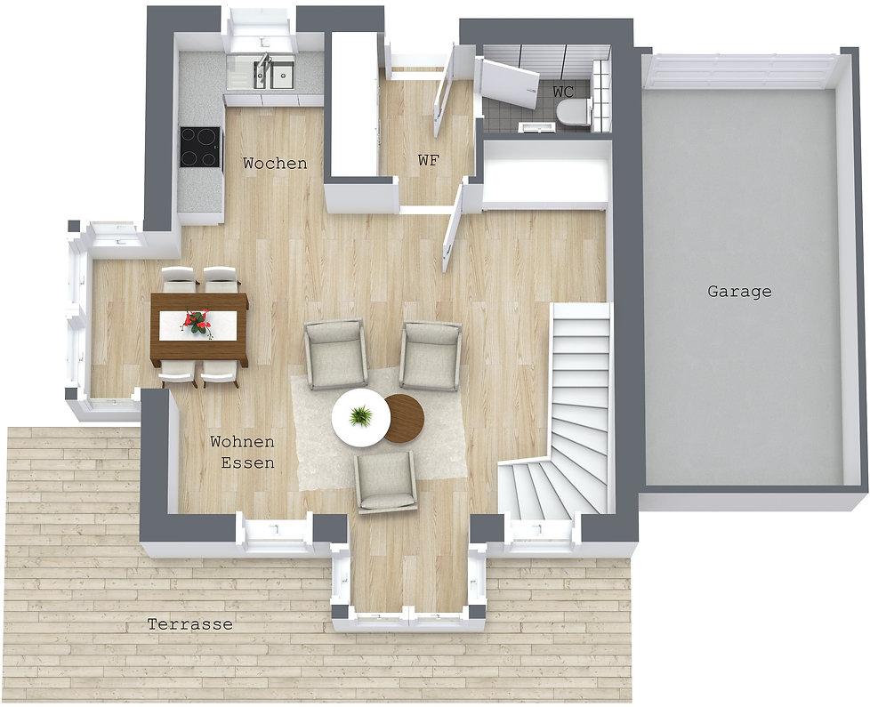 SeebStadthaus - StadthausEG - 3D Floor P