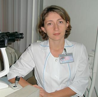 Детский офтальмолог Курган
