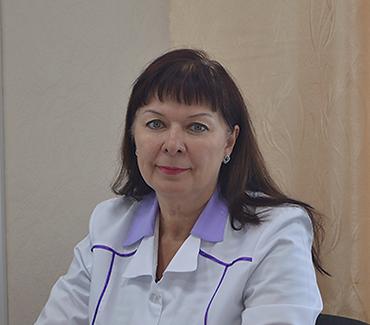 Шатина Ида Николаевна
