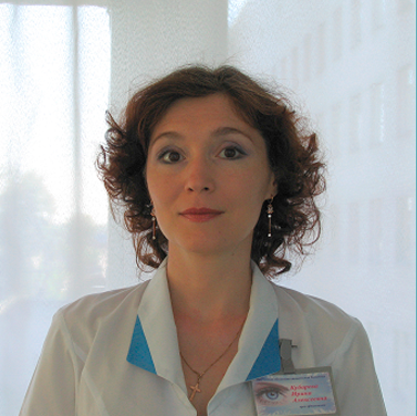 Кубарева Ирина Алесеевна