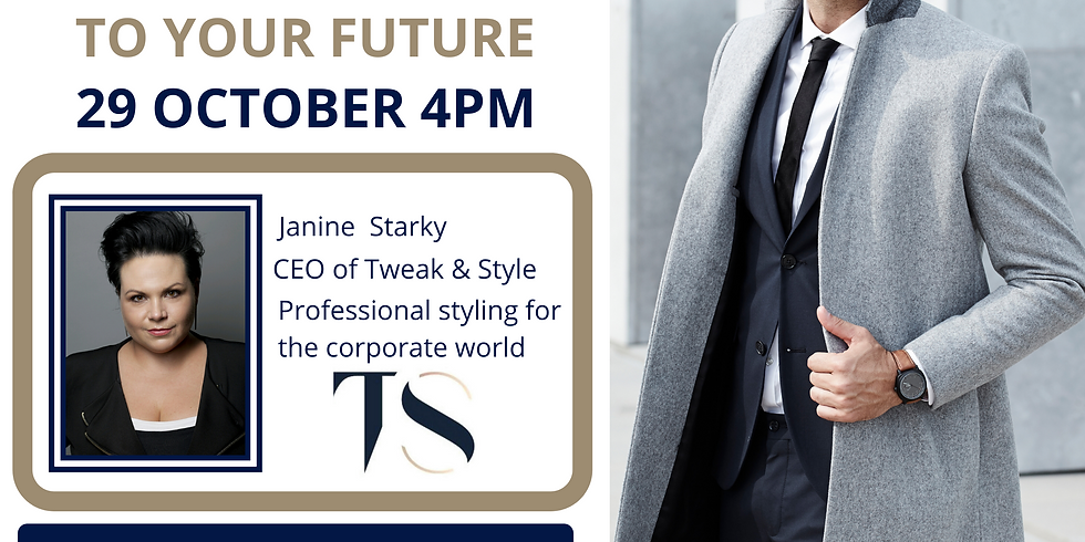 Styling your way to your future. Sponsored by Discovery Insure