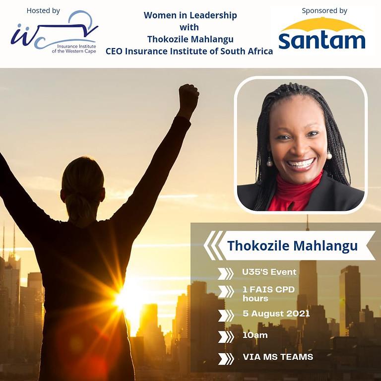 U35's: Women in Leadership