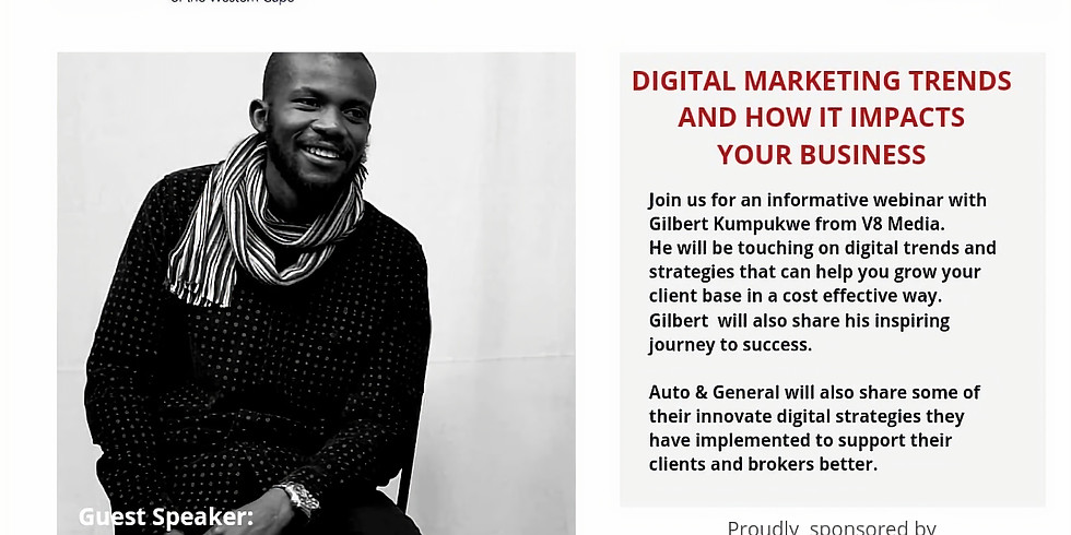 UNDER 35 EVENT: Digital Marketing Trends and How it Impacts Your Business