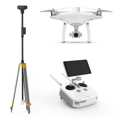 DRON DJI PHANTOM 4 RTK