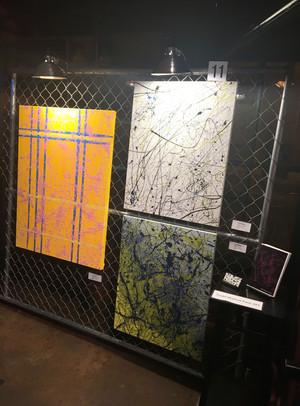 Conception Art Show - The Landing, St. Louis