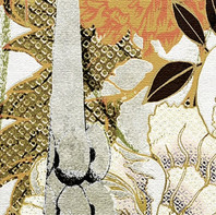 Lovely forms and details from larger wor