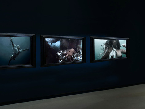 'Margins 2020' Barrett Art Centre, New York. Artist Interview with Kelsey Ashe, Australia.