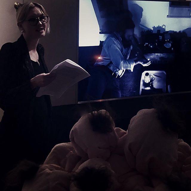 Dr. Catriona McAra's wonderful Curators