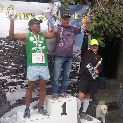 Carrera Fin Año 11KM