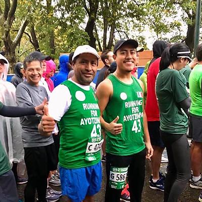 Marathon Kickoff, 5M